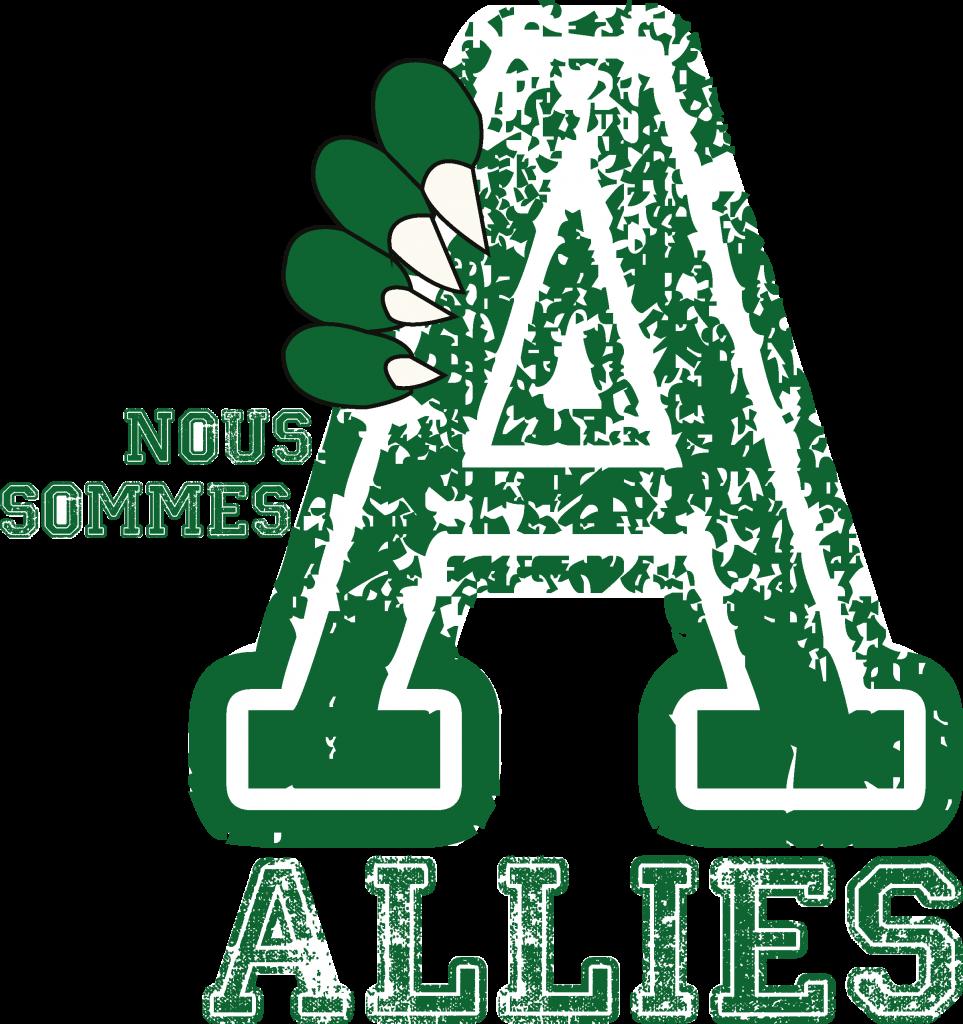 Logo des Alliés